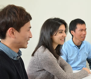 Messages from our Students